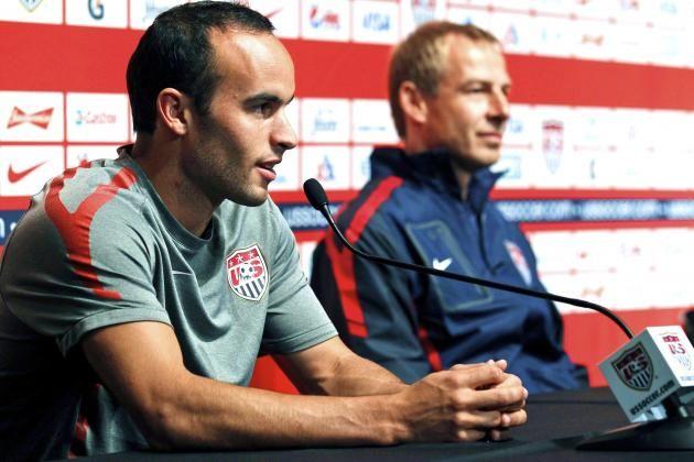 Il figlio di Klinsmann irride Donovan e viene sgridato
