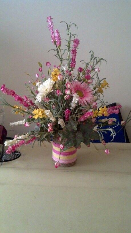 Pink Lemonade Vase