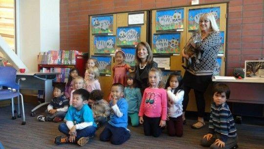 Around the World Storytime Millbrae, California  #Kids #Events