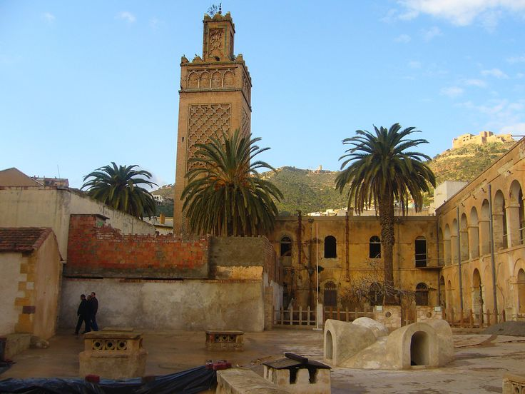 Bains Turcs et Mosquée Sidi El Houari - Oran, Algérie