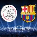 Agen Bola Terpercaya BNI   Prediksi Ajax Amsterdam vs Barcelona.   www.ligacash.com