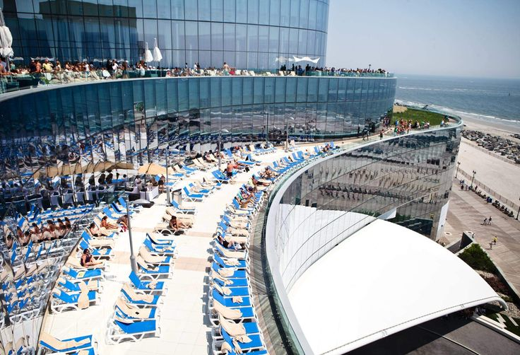 The 8 most epic pools in Atlantic City THIS pool was at REVEL which is closed :(