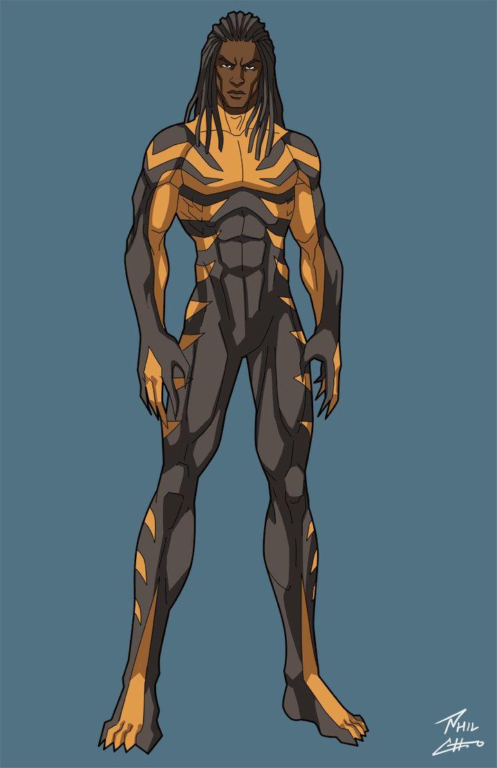 Garnett original character commission 9
