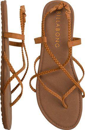 Billabogn Crossing Over Sandal. http://www.swell.com/New-Arrivals-Womens/BILLABONG-CROSSING-OVER-SANDAL-1?cs=BR