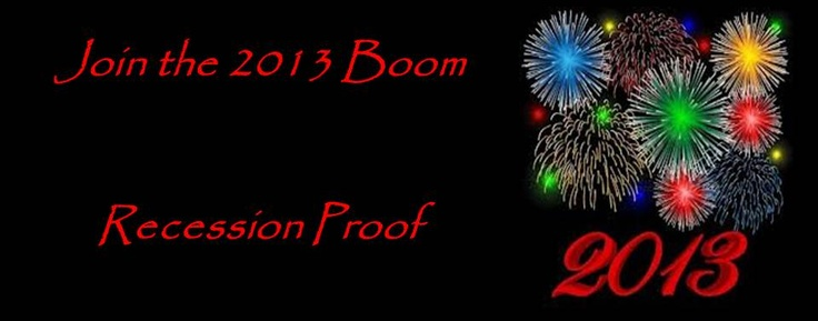 join the 2013 boom  click for more information