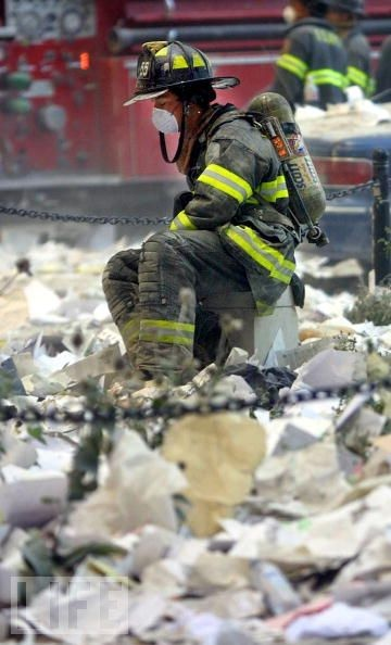 a firefighters view on the september 11th terrorist attack The view what would you do abc news these researchers had access to lung-function tests given to firefighters before 9/11 to the 9/11 terrorist attack.