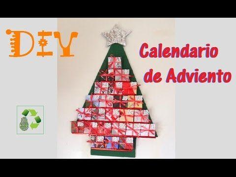 17 best images about reciclaje de carton recycle cardboard - Calendario de adviento diy ...