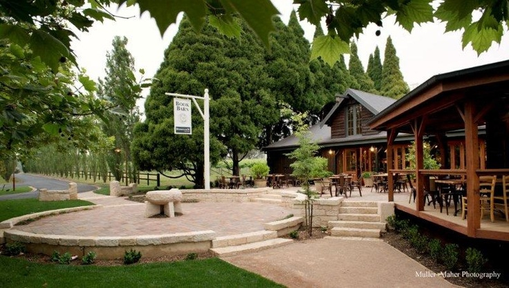 Bendooley Estate in the Southern Highlands
