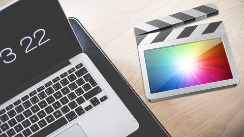 The Complete Video Editing Course With Final Cut Pro X 10.3. Learn Video Editing Like A Pro Using Apple Final Cut Pro X 10.3 (FCPX) With These Easy-To-Follow Step By Step Tutorial.
