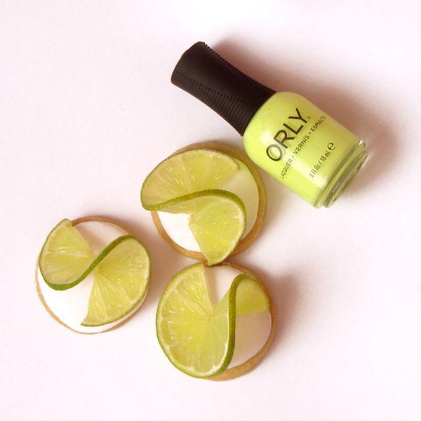 Orly Key Lime Twist