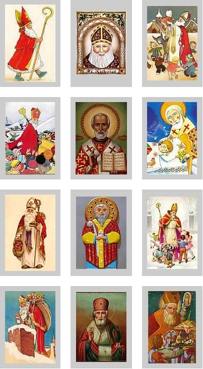 St Nicholas Day | These Are St. Nicholas Day Ecards From Stnicholascenter.