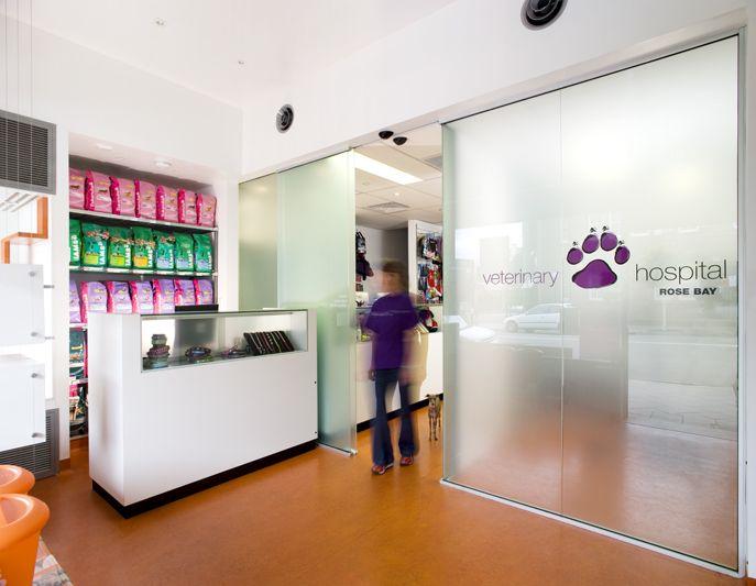 vet clinic interior design  | Rose Bay Veterinary Hospital
