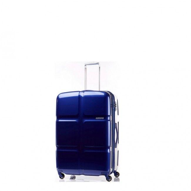 Trolley Samsonite American Tourister 4 ruote medio Supersize 01G002 #travel #trolley #americantourister