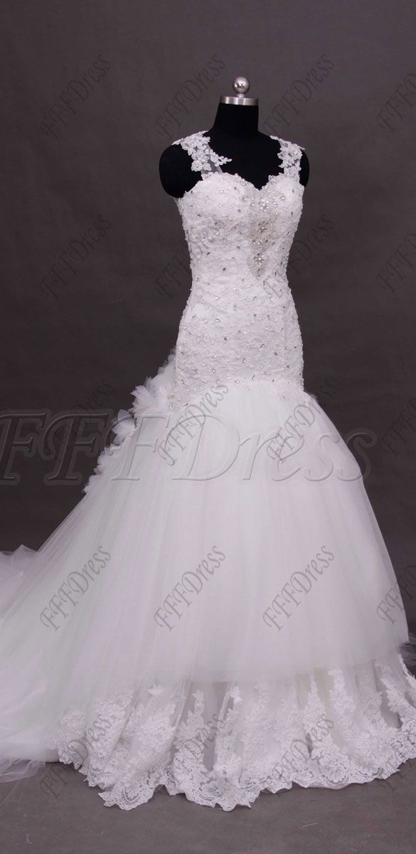 beaded backless wedding dresses mermaid lace wedding dresses tiered wedding dress with flowers