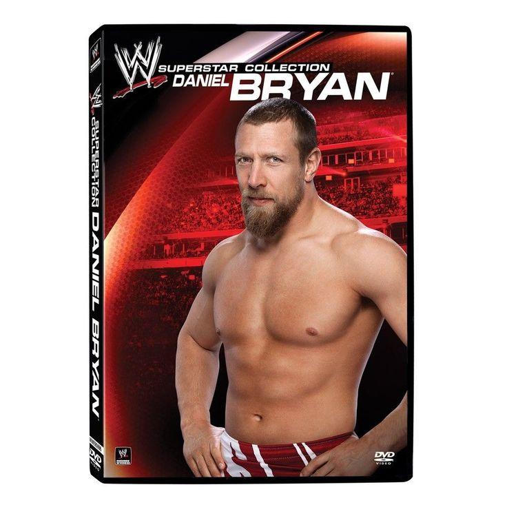 WWE Superstar Collection DVD- Daniel Bryan #wwe #auction