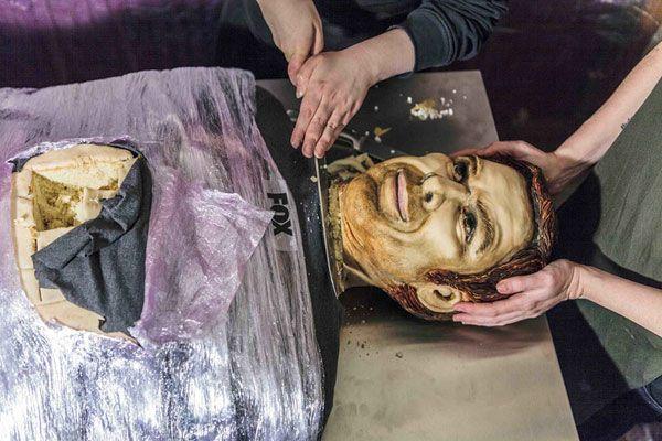 Os assustadores e chocantes bolos de Annabel de Vetten