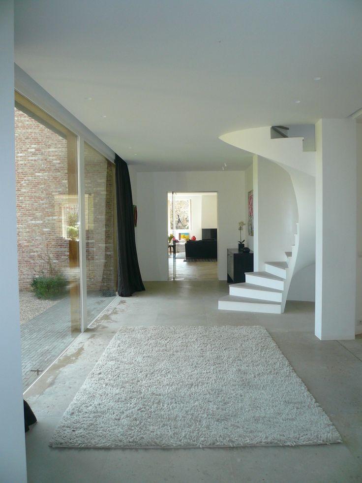 Xavier Donck & Partners Architecten — House CR