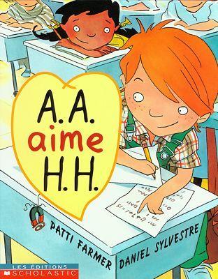 Livres Ouverts : A. A. aime H. H.