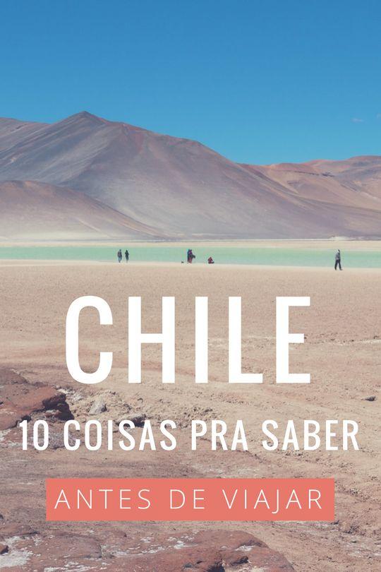 Viagem pelo Chile - 10 coisas que você precisa saber: tomada no Chile, como calcular a moeda, o que é proibido e muito mais pra sua viagem ao Chile!