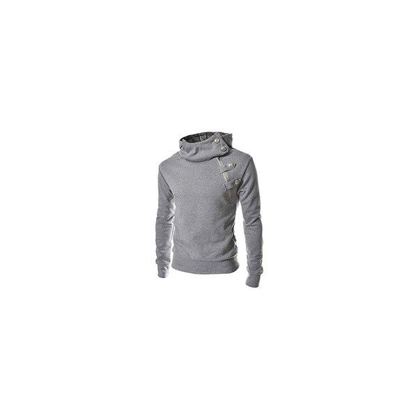 ::::Theleesshop:::: All mens slim & luxury items ($38) ❤ liked on Polyvore featuring mens, men, blusas de frio masculina, guy and male