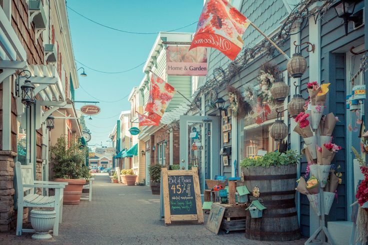 46 Best coastal towns in America -   Every corner of the U.S. has a different vibe.