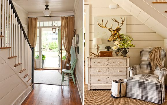 Farmhouse Revival Southern Living House Plan cute floor plan country house
