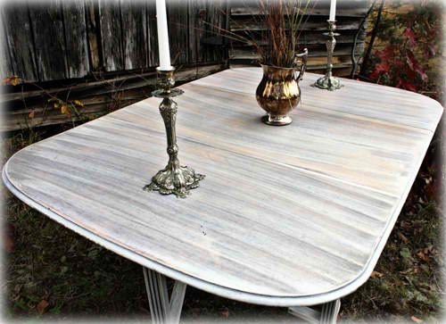 White Distressed Dining Room Table distressed white dining room table - dining room orange distressed
