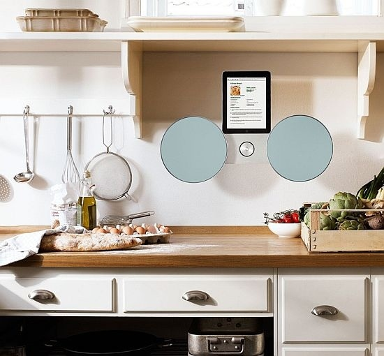 Live | Cooking in style with Bang & Olufsen.