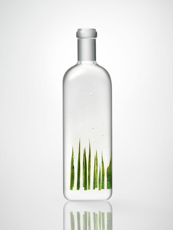 Rain Bottle by Nendo