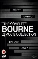 Джейсон Борн - Квадрология (2002) (Jason Bourne Quadrilogy)