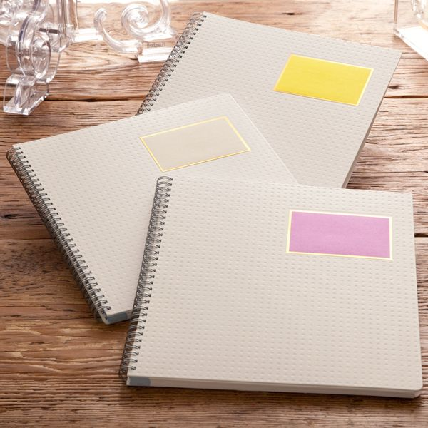 Russell+Hazel Single Subject Notebook