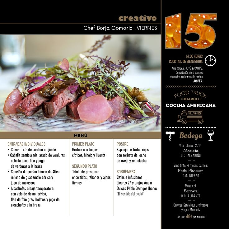 Semana gastronómica 2016 _5