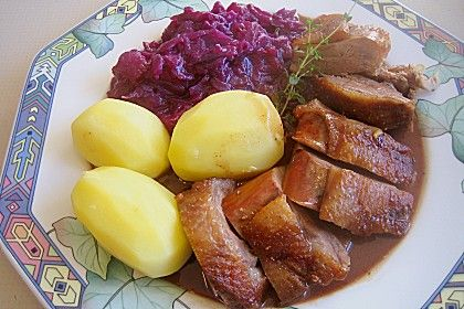 Gänsebrust (Rezept mit Bild) von jtappe | Chefkoch.de