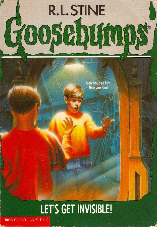"Can We Guess Which ""Goosebumps"" Book Scared You Most?"