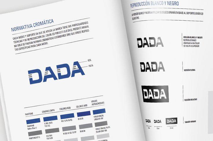 Manual de Marca | Dada