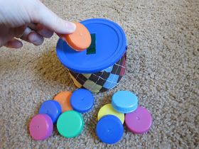 Always Wright: Homemade Baby Toys