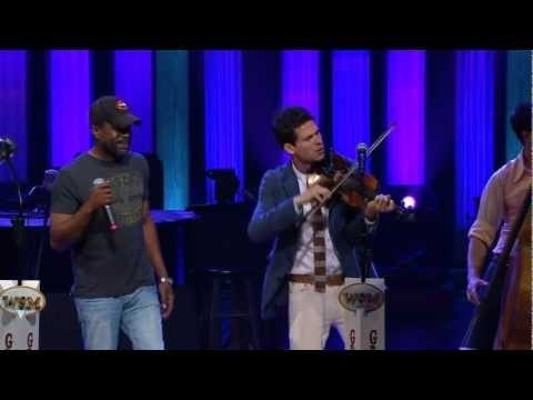 "Old Crow Medicine Show & Darius Rucker - ""Wagon Wheel"" Live at the Grand Ole Opry I LOVE THIS SONG! old Crow Medicine Show Rocks this song so much better than Darius Rucker"