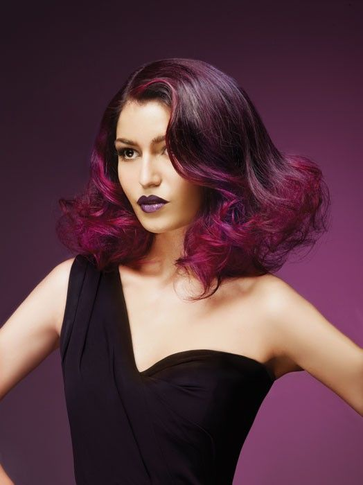 Girl on Fire � Get the salon friendly how-to!