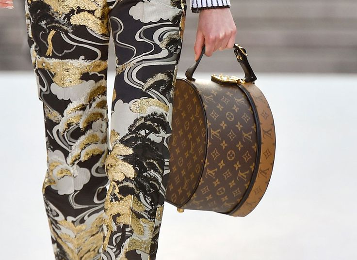 Check Out Louis Vuitton's Brand New Cruise 2018 Bags, Straight From the Runway
