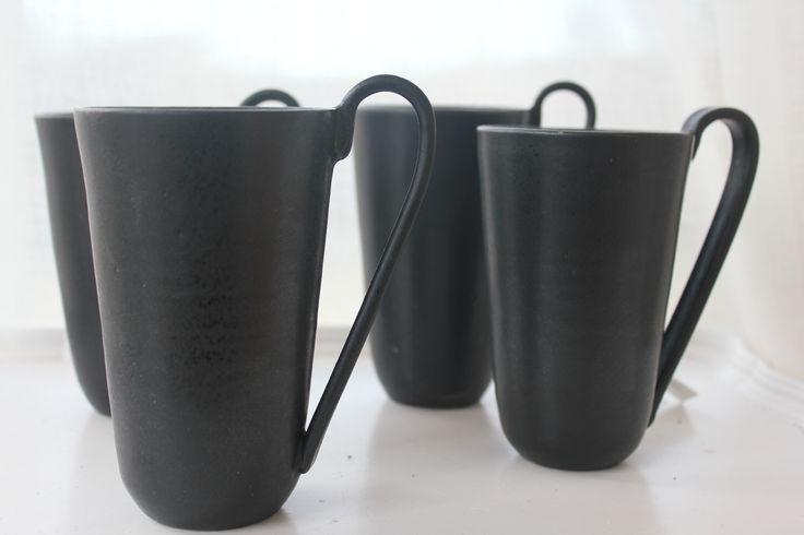 Kaffemuggar stengods MMkeramik