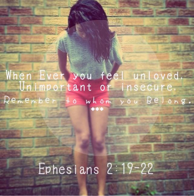 Ephesians 2:19-22❤