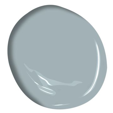 Nimbus Gray 2131-50   Benjamin Moore