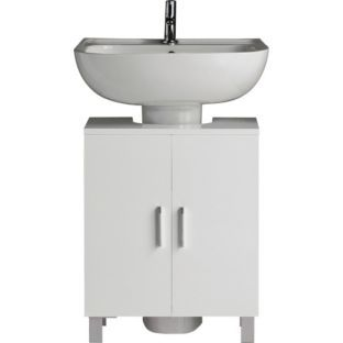 £50.99Buy Hygena Under Sink Unit - White Gloss at Argos.co.uk - Your Online Shop for Bathroom shelves and units.