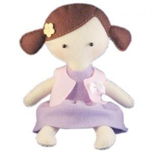 Felt Doll Kit to make
