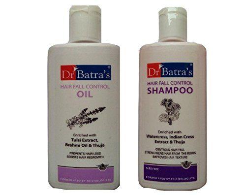 DR BATRA HAIR FALL SHAMPOO AND OIL (200ML EACH) (MRP 548)... http://www.amazon.in/dp/B06WD4NXPX/ref=cm_sw_r_pi_dp_x_-8rPyb1RTRN9C