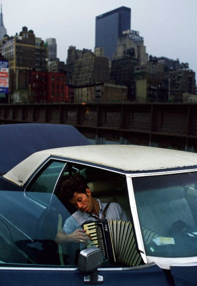 Tom Waits by Anton Corbijn #truenewyork #lovenyc