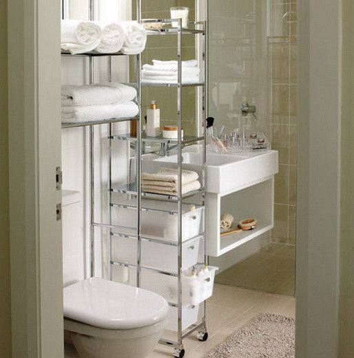 Bathroom Organizing Storage Ideas_20