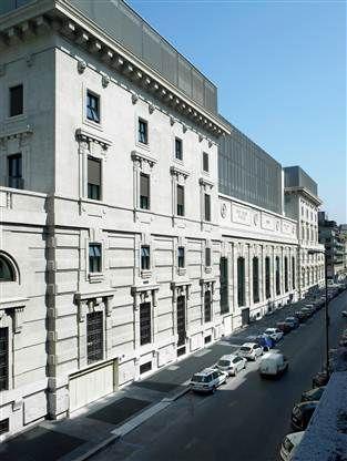 M♥ Palazzo Aporti, MILAN