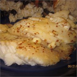 Sweet dijon basa swai fish or a fish of your choice for Best basa fillet recipe