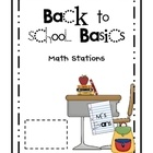 This file contains materials to help your students complete Back to School centers with organization. Includes a cover sheet, punch card, and hundr...